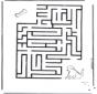 Labyrinth Hund