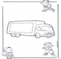 Lastkraft wagen 1