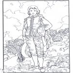 Allerhand Ausmalbilder - Maler Gainsborough
