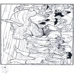 Allerhand Ausmalbilder - Maler Toulouse-Lautrec