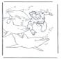 Malvorlagen delfine