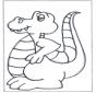 Malvorlagen dinosaurier