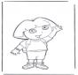 Malvorlagen Dora