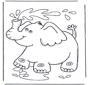 Malvorlagen Elefant