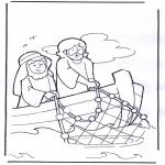 Bibel Ausmalbilder - Malvorlagen Jesus