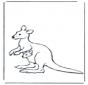 Malvorlagen Känguru
