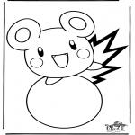 Ausmalbilder Comicfigure - Malvorlagen Pokemon