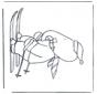 Malvorlagen schlittschuh