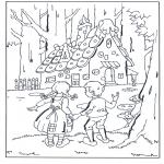 Allerhand Ausmalbilder - Märchen malvorlagen