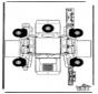 Modellbogen Hummer