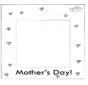 Muttertag Fotobilderrahmen