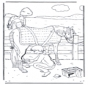Pferd pflegen