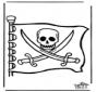 Piraten Flagge