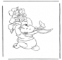 Pu der Bär mit Ostern