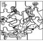 Puzzle Puh der Bär