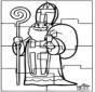Puzzle Sankt Nikolaus 2