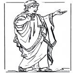 Allerhand Ausmalbilder - Römer
