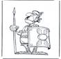 Römischer Soldat Asterix