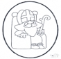 Sankt Nikolaus Stechkarte 4