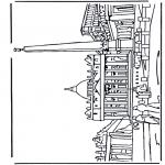 Allerhand Ausmalbilder - Sankt Pietersplatz