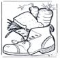 Schuh mit Leckereien