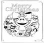 Sesamstraße Fröhliche Weihnachten