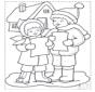 Singen im Schnee 2