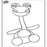 Ausmalbilder für Kinder - Spielzeug Ausmalbild 3