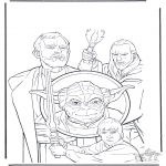 Allerhand Ausmalbilder - Star Wars 5