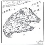 Allerhand Ausmalbilder - Star Wars 8