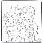 Allerhand Ausmalbilder - Star Wars 9