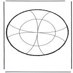 Basteln Stechkarten - Stechkarte 16
