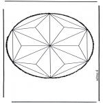 Basteln Stechkarten - Stechkarte  2