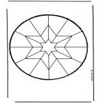 Basteln Stechkarten - Stechkarte 48