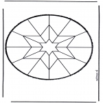Basteln Stechkarten - Stechkarte  5