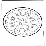 Basteln Stechkarten - Stechkarte 58
