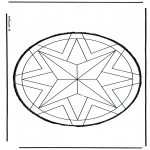 Basteln Stechkarten - Stechkarte 59