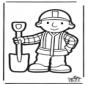 Stechkarte Bob der Baumeister 2