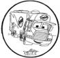 Stechkarte - Cars
