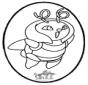 Stechkarte Pokemon 1