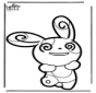 Stechkarte Pokemon 5