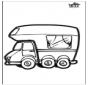 Stechkarte Wohnmobil
