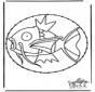 Stickkarte Pokemon