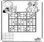 Sudoku Dalmatiner