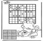 Sudoku Flugzeug