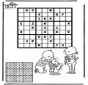Sudoku Jip und Janneke