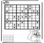 Sudoku Känguru