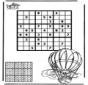 Sudoku Luftballon