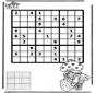 Sudoku Mädchen