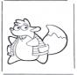 Tiko das Eichhörnchen